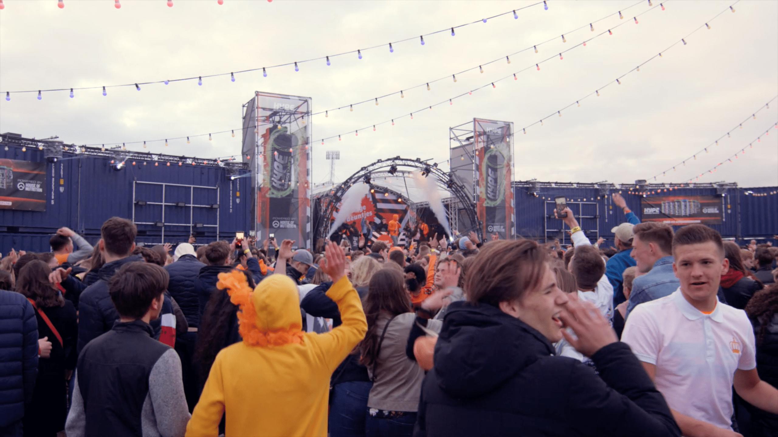 Hype Energy aterriza en los Países Bajos