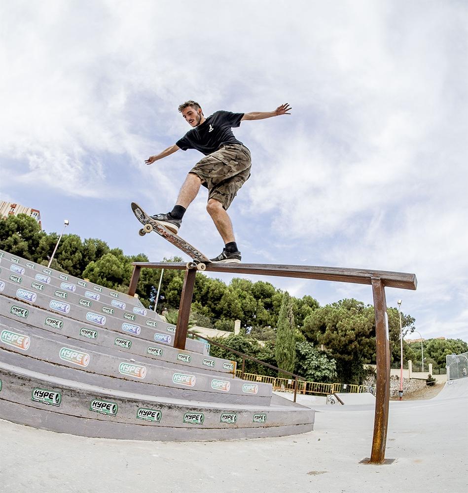 ¡Hype Energy patrocina la quinta edición del concurso de Skate Open Master Costa del Sol!